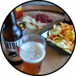 Beermut amb cervesa artesana catalana Matoll