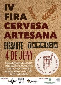 Carell Fira Cervesa Artesana Tàrrega 2016