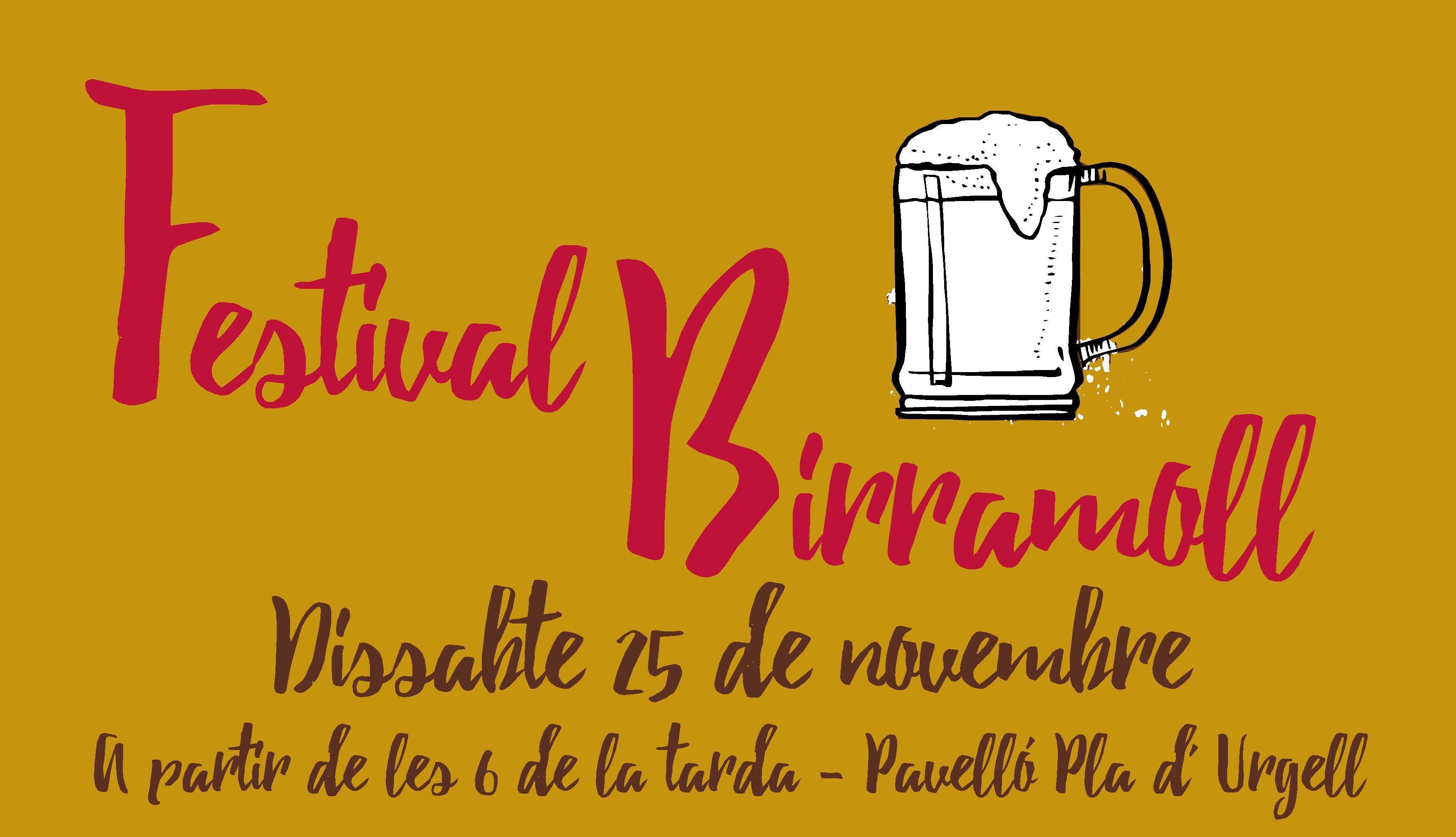 Festival Birramoll Cartell - copia